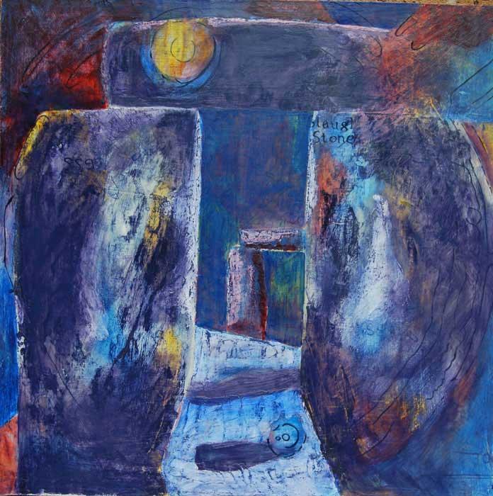 Square Henge: Night